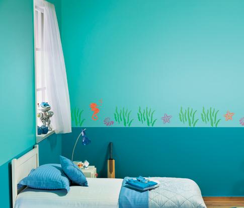 Kids room art bangalore for Wall bed bangalore